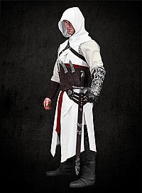 Assassins Creed Altair Tunika