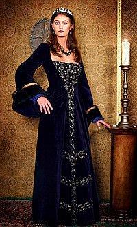 Die Tudors Kleid Katharina von Aragon