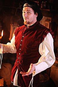 Herren Mittelalterkleidung