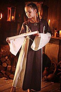 Kinder Mittelalterkleid Little Alannia