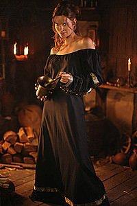 Larp-Kleid Alchemistress