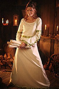 Mittelalter Kleid Gelehrtengewand
