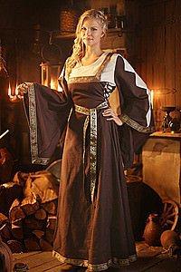 Mittelalter Kleid Autumn