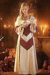 Mittelalter Kleid Indra