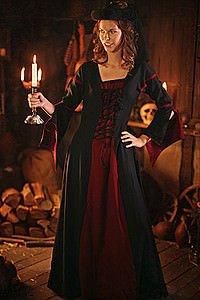 Mittelalter Kleid Lady Alys