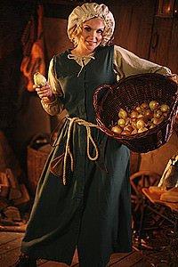 Mittelalter Überkleid Niamh