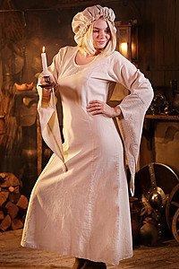 Mittelalter-Unterkleid Simple Ronja