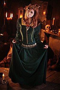 Mittelalterkleid Junge Liebe