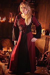 Mittelalterkleid Annyka