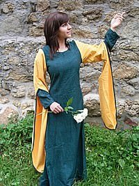 Mittelalterkleid Chartre