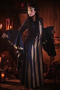 Mittelalterkleid der Edeldame Magdhalena