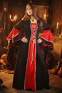 Mittelalterkleid Hanna
