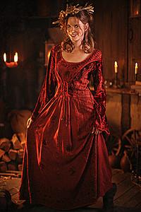 Mittelalterkleid Laurelle