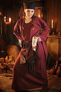 Mittelalterkleid Mariann