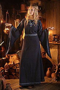 Mittelalter Kleid Gaillard