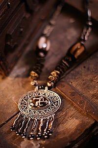 Orientalische Halsketten (5 Artikel)