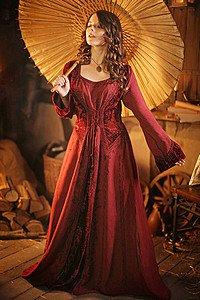 Orientalisches Mittelalterkleid Danielle