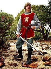 Ritter-Kleidung für Kinder