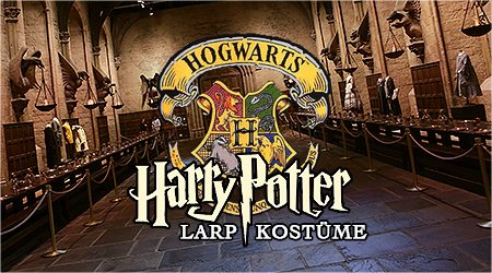 Harry Potter - Larp Kostueme