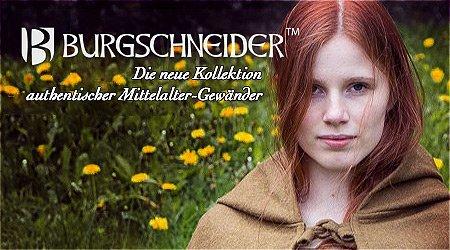 Burgschneider- authentische Mittelalter & Wikinger Gew�nder