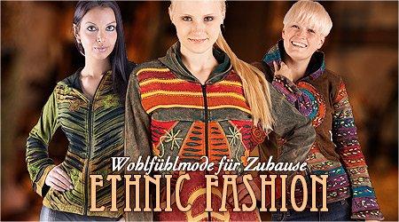 Ethnic Fashion - Alltagsmode für Mittelalterfans